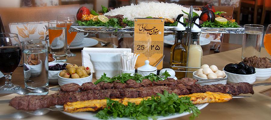 restaurants of tabriz