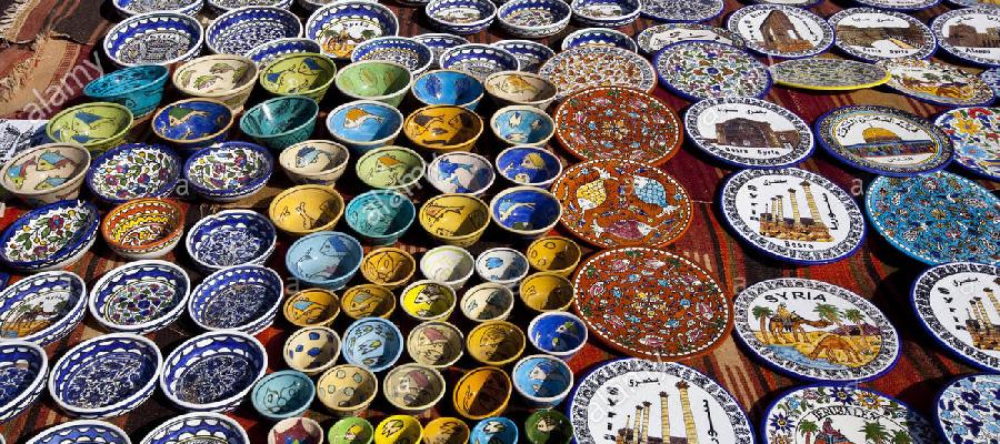 Iranian artists to showcase handicrafts in Iraq